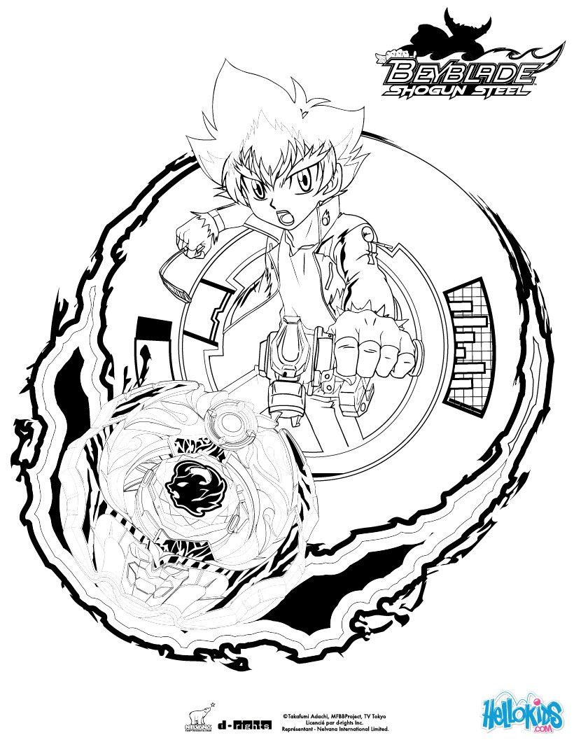 beyblade coloring pages  coloring home