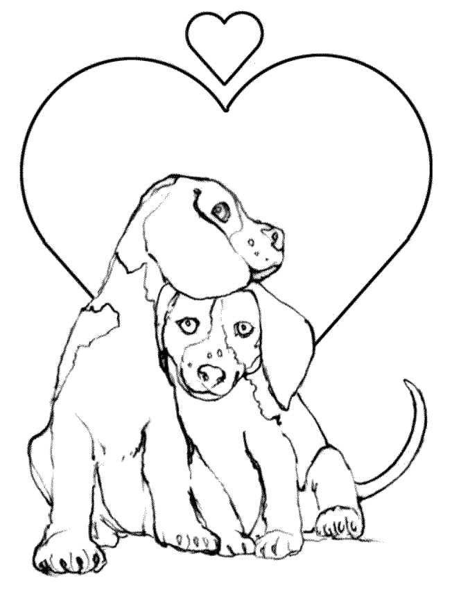 Biscuit The Dog Coloring Pages Printable Kids Colouring