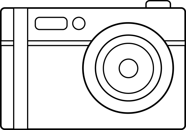 Camera Coloring Pages - Coloring Home