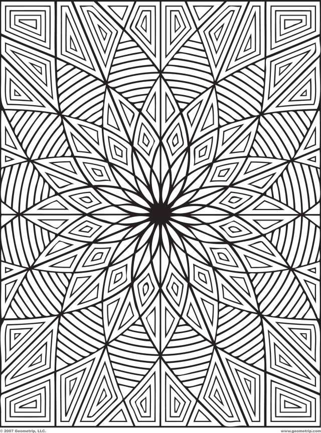 Cool 22D Designs Coloring Pages - Сoloring Pages For All Ages