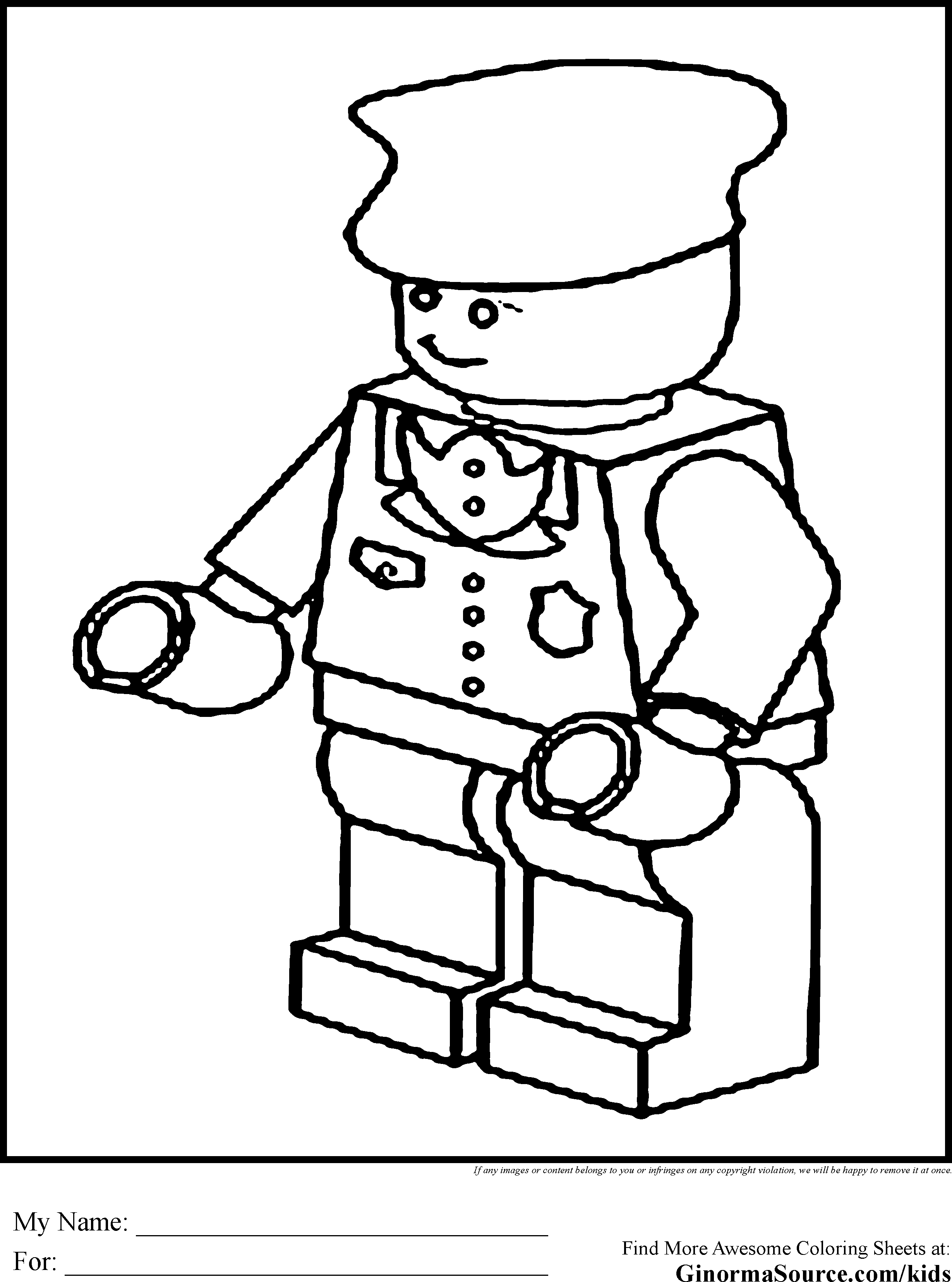 Batman Lego Coloring Pages Printables