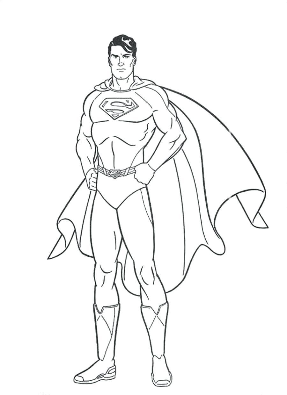 Batman Vs Superman Coloring Pages Coloring Home