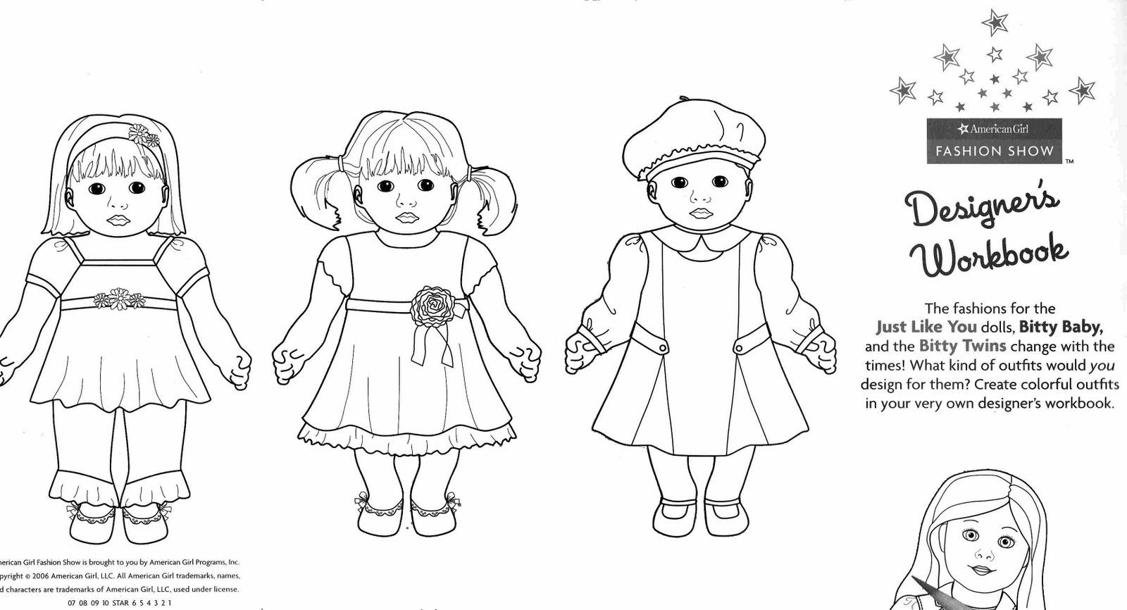 Coloring Pages For Girls 7 And Up