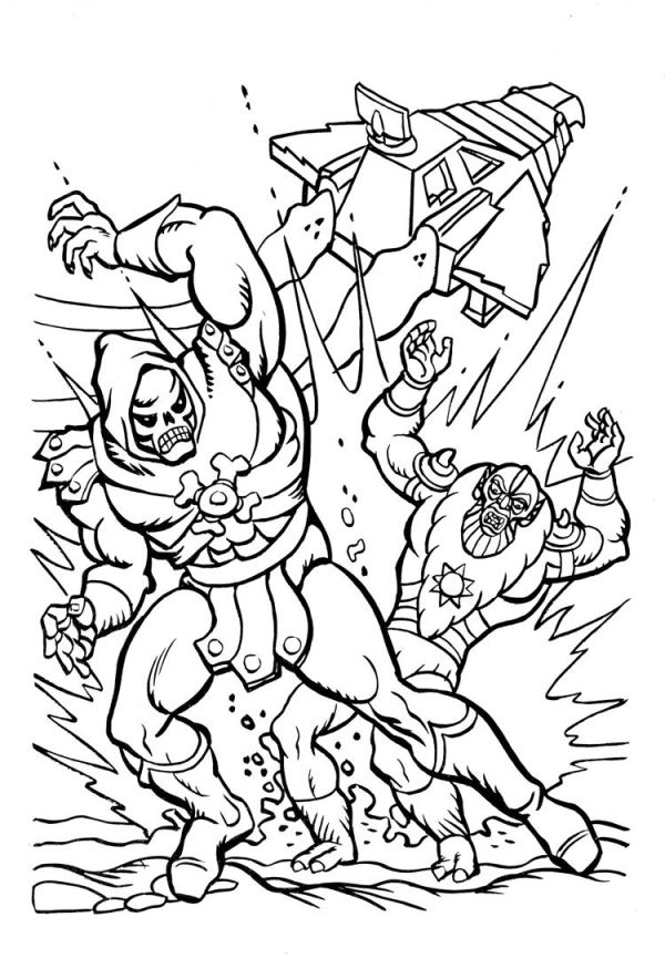 he man coloring pages # 85