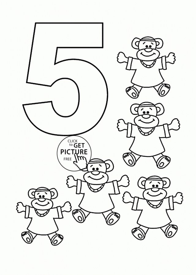 Numbers 26 - 260 Coloring Pages - Coloring Home