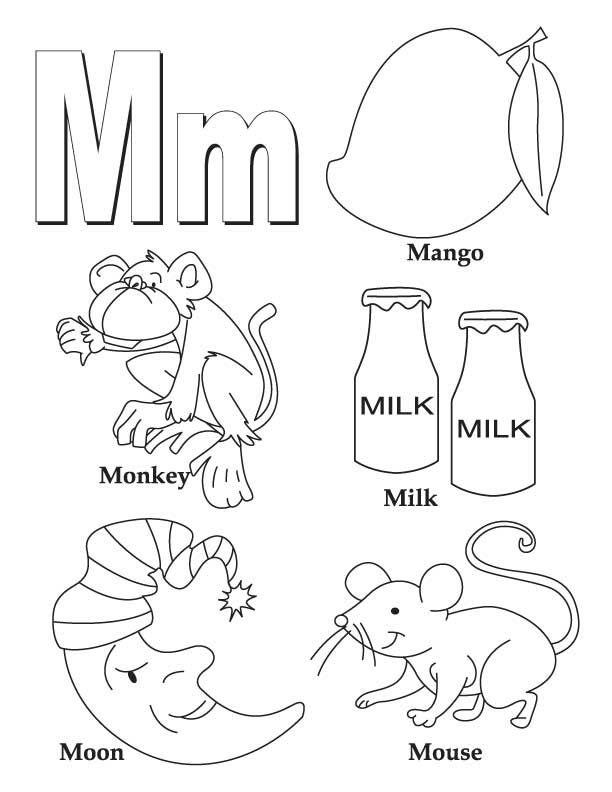 Letter L Coloring Pages To Download And Print For Free Coloring Home