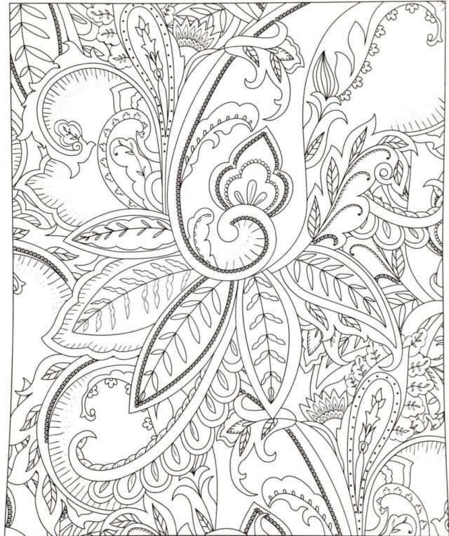 Coloring Pages : Johanna Basford Secret Garden Coloring Book