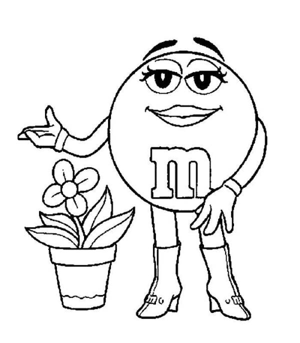mm coloring pages # 2