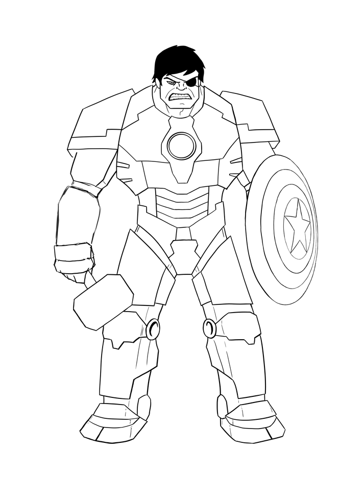 Hulk Pictures To Draw Coloring Home