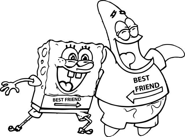 Best Friends Coloring Pages - Best bestcoloringpagesforkids.com