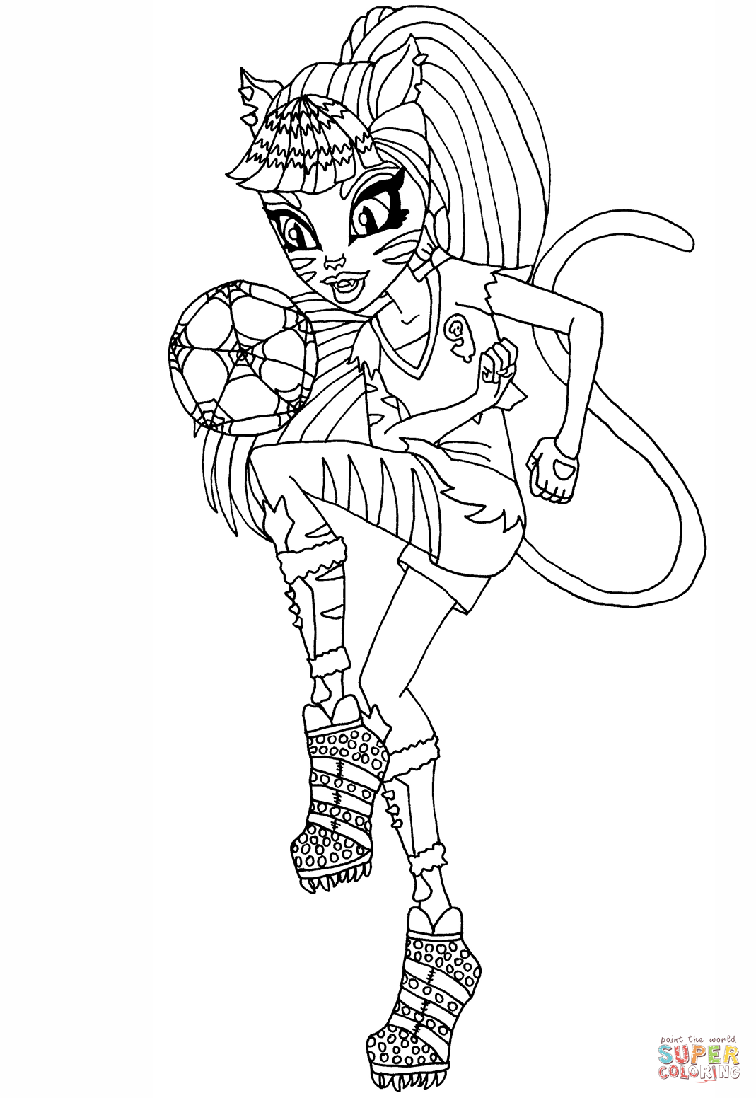 High School Sports Coloring Sheets Coloring Pages