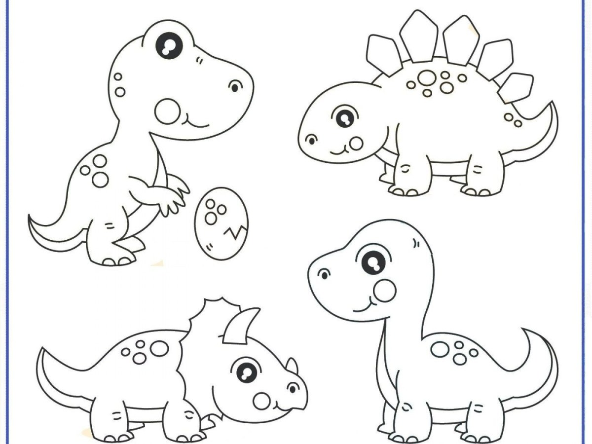 Dinosaurus Coloring Pages Coloring Home