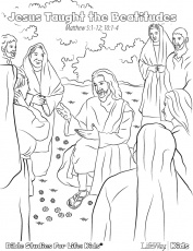 Best Beatitudes Coloring Pages Pictures - Triamterene.us ...