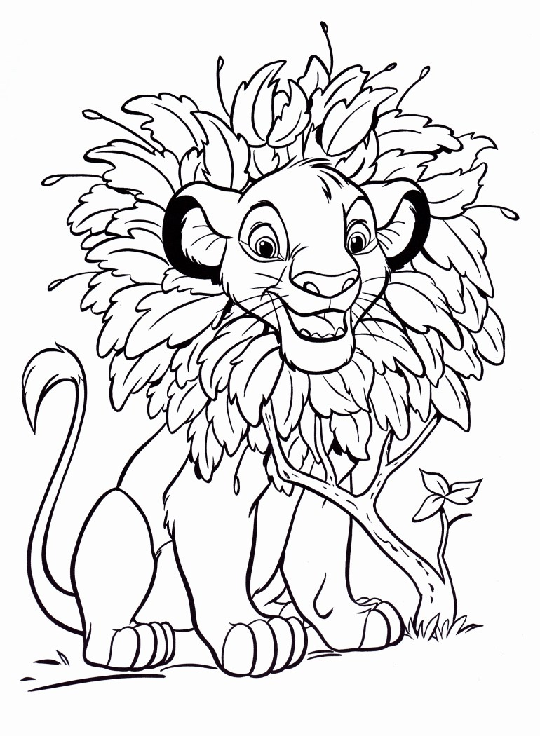Disney Coloring Pages (9) - Coloring Kids | free colouring pages to print disney