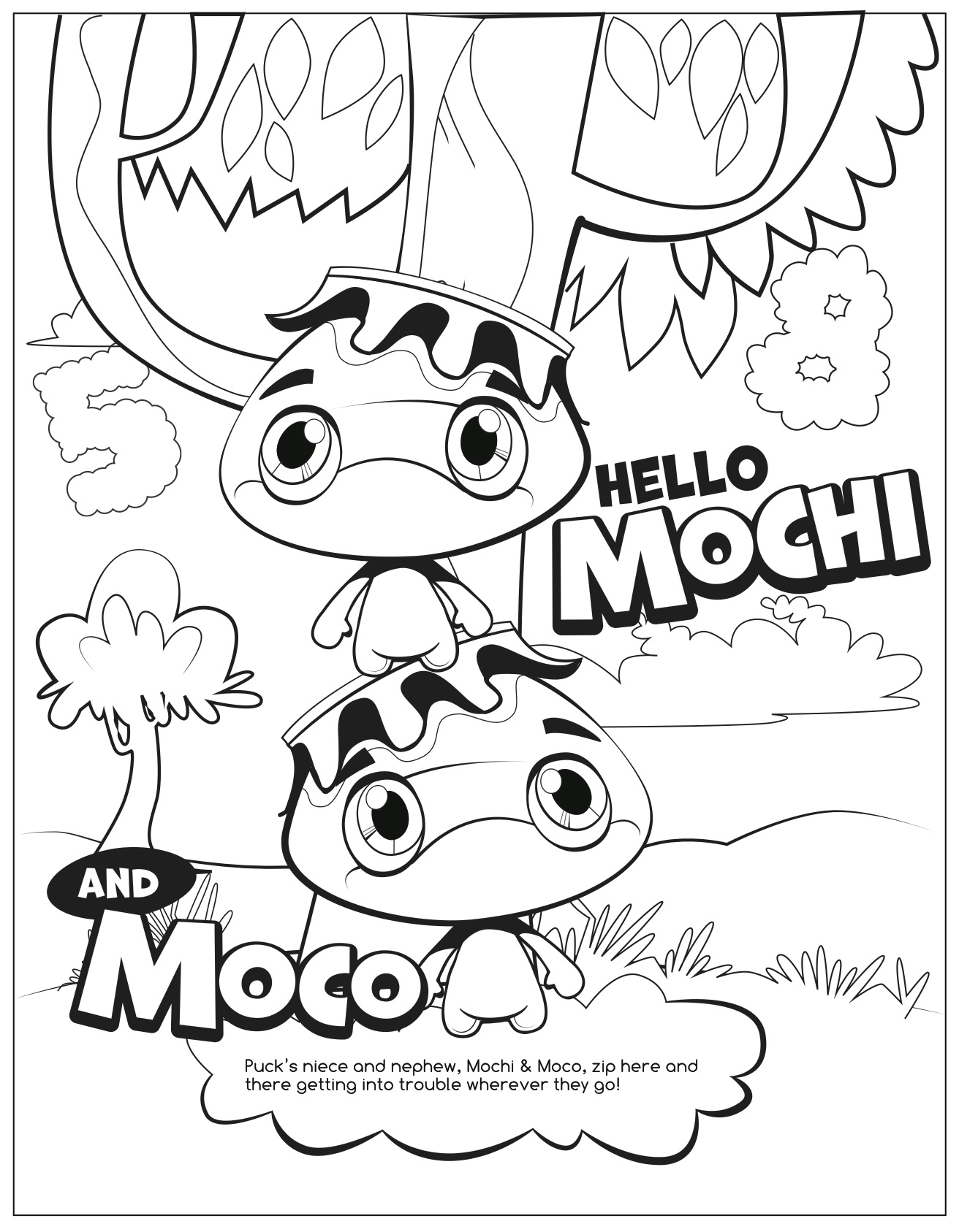 Math Coloring Pages 5
