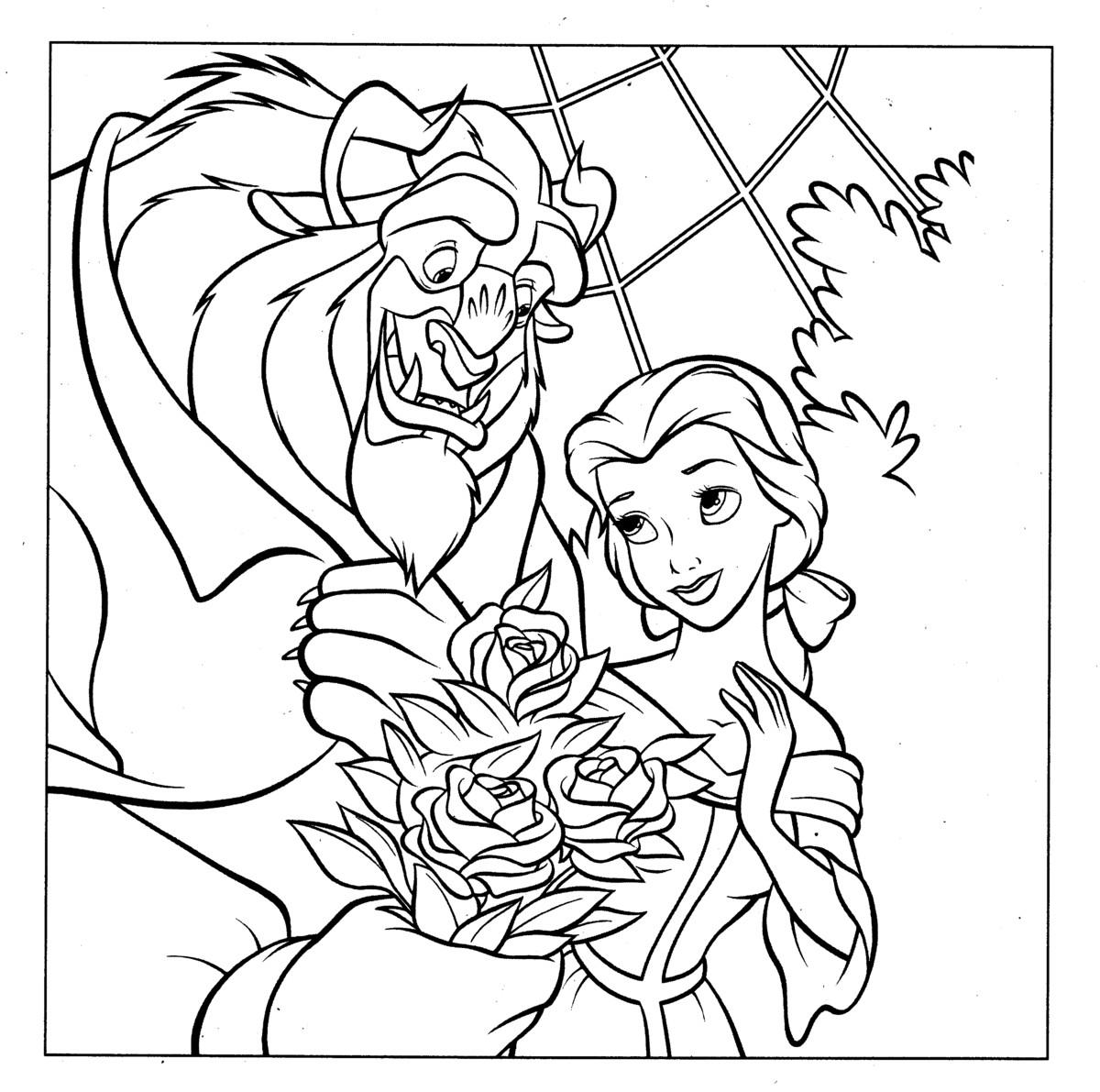 Princess Coloring Pages 25 Coloring Kids
