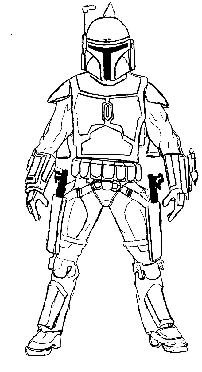 Star Wars Coloring Pages And Book Coloring Kids