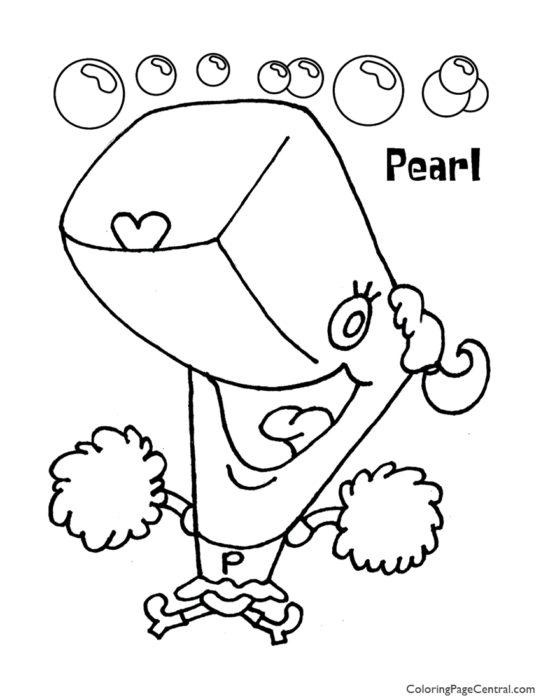 Spongebob Mr Krabs Coloring Page Coloring Page Central