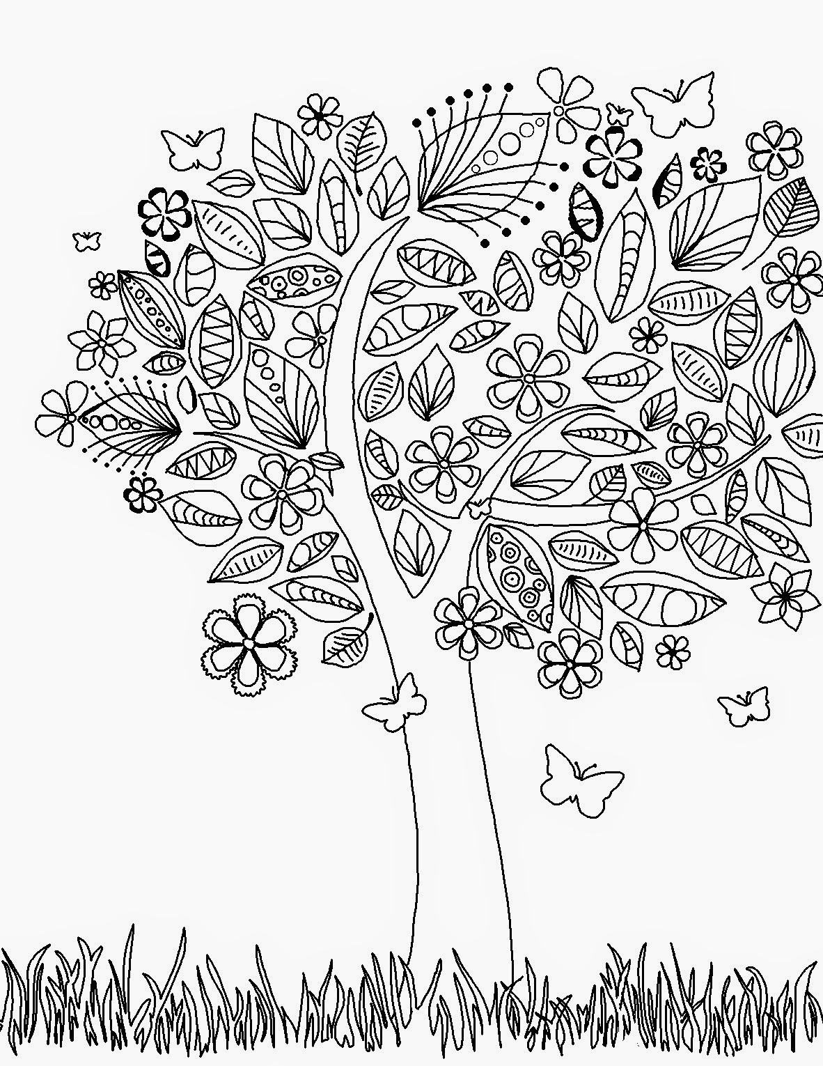 Coloring Sheet For Kids Coloring Pages Blog