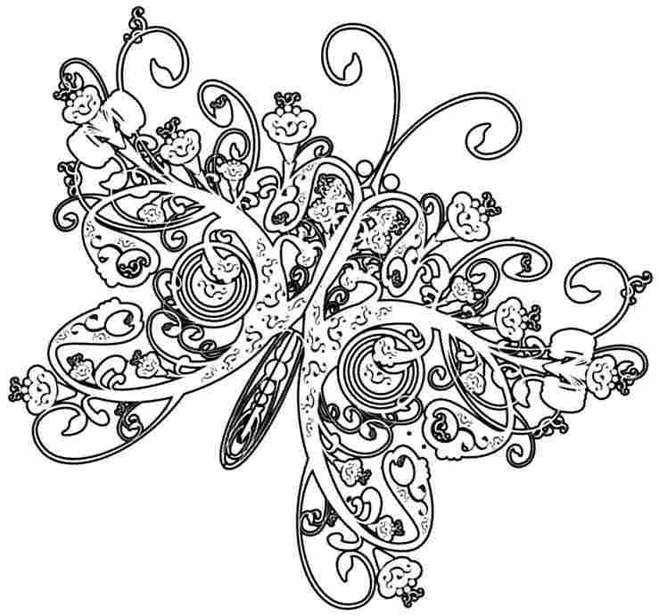 free printable coloring pages life cycle butterfly - Coloring Pages