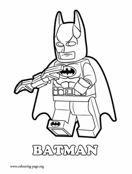 lego batman 2 dc super heroes coloring pages