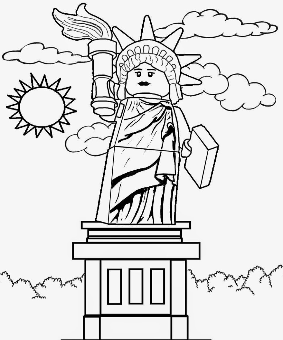 lego-statue-of-liberty-coloring-page
