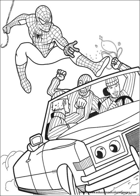 spiderman_catch_thief