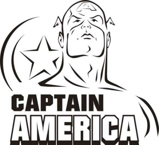 captain-america-coloring-books
