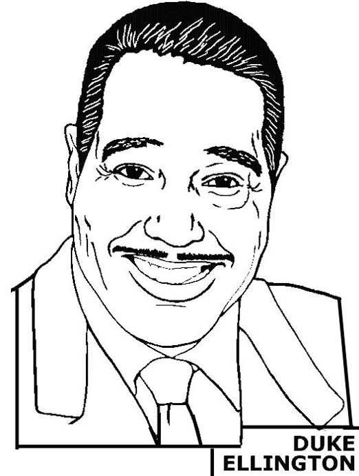 Agents of Change — African Americans Coloring Book - Coloring Pages