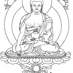 buddhism-coloring-books