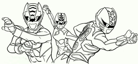 power-rangers-2017-coloring-pages-07