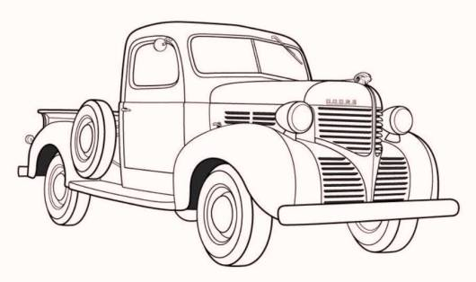 vintage-antique-coloring-pages