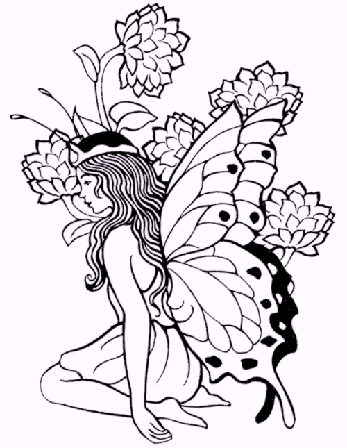 fairy-coloring-pages-for-adults-and-kids-05