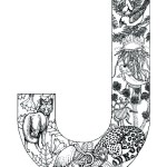 coloring_pages_animal_plant_abc_alphabet_J