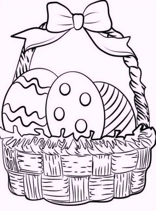easter-basket-coloring-pages