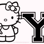 hello-kitty-alphabet-y-coloring-pages