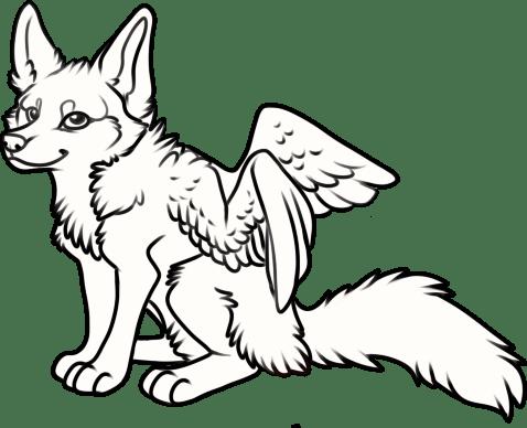 fox_coloring_books
