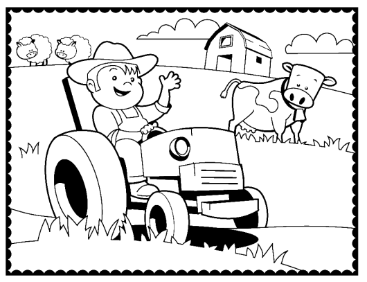 agriculture-machinery-and-farmer-coloring-page