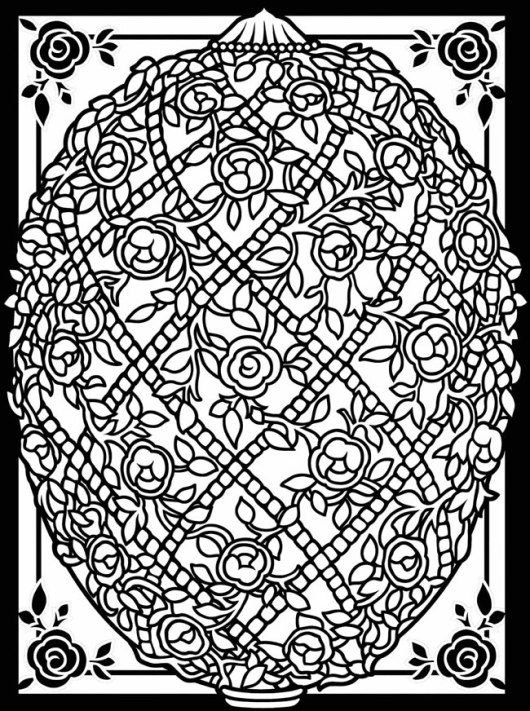 Easter-stained-glass-coloring-page