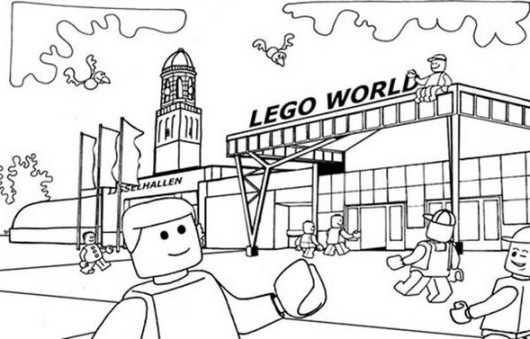 Lego-city-colouring-pages
