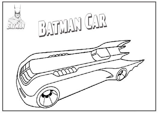 Printable-Batman-car-coloring-pages