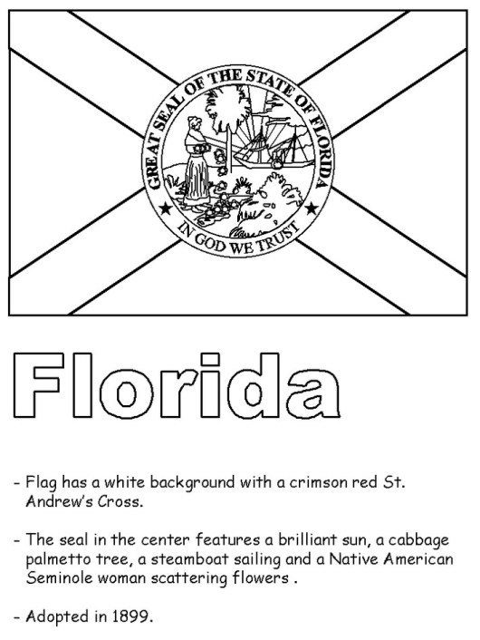 florida-state-symbols-flag-coloring