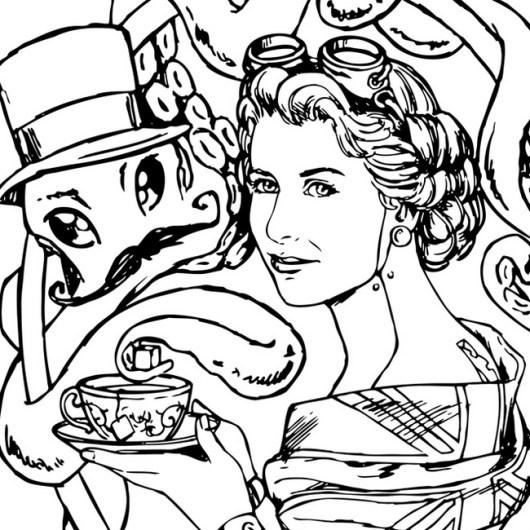 queen-elizabeth-II-coloring-book