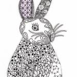 rabbit-zentangle-clip-art