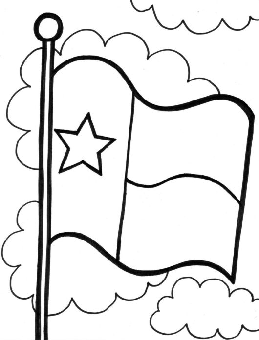 texas-flag-coloring-page