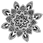 zentangle-intricate-flower-abstrcat