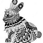 zentangle-rabbit-coloring-page-and-drawing