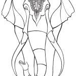Bestiaire-extraordinaire-elephant-subject-Hannah-Davies
