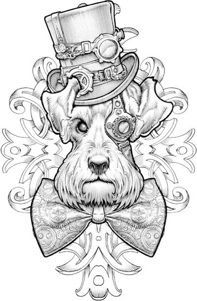 colour-my-sketchbook-coloring-book-dog-mask