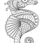 mandala-zentangle-seahorse-coloring-page